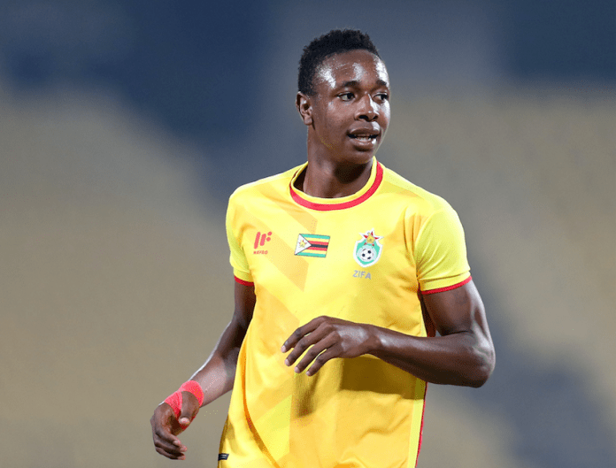Prince Dube Nets First Goal For New Tanzanian Handlers