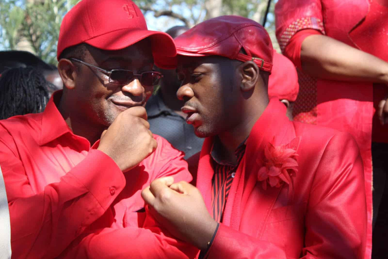Mwonzora Bars Chamisa From MDC-T Congress
