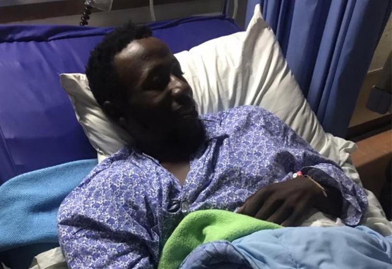 Bedside trial for battered MDC activist