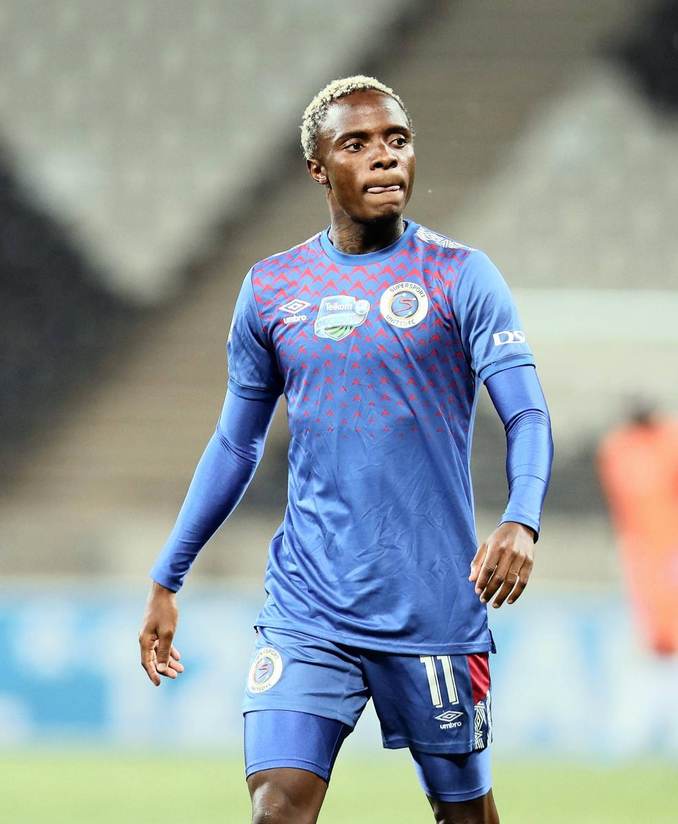 Mahachi out to prove his worth at SuperSport United
