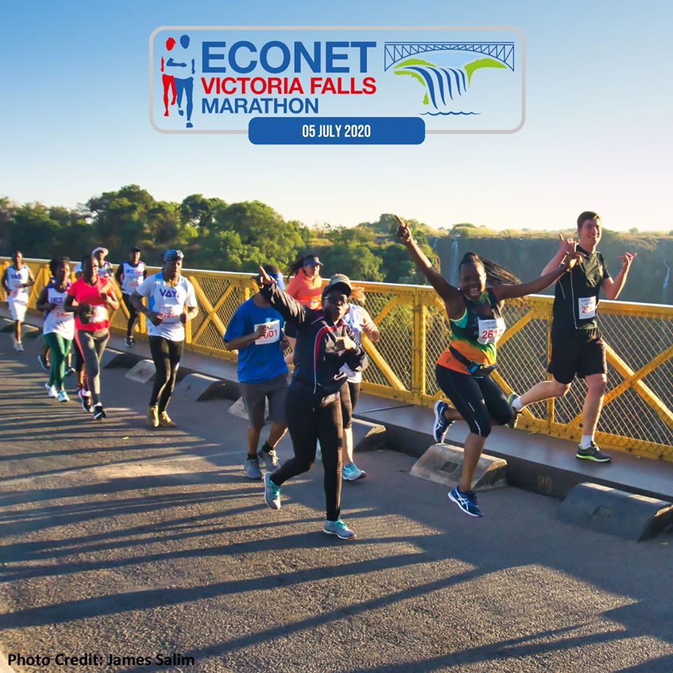 Econet Victoria Falls Marathon Gets International Recognition