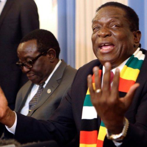 Mnangagwa sued over Chivero chieftainship row
