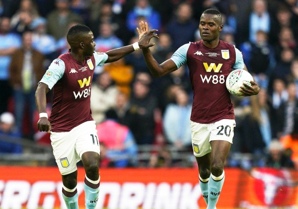 Aston Villa star reveals close Nakamba friendship