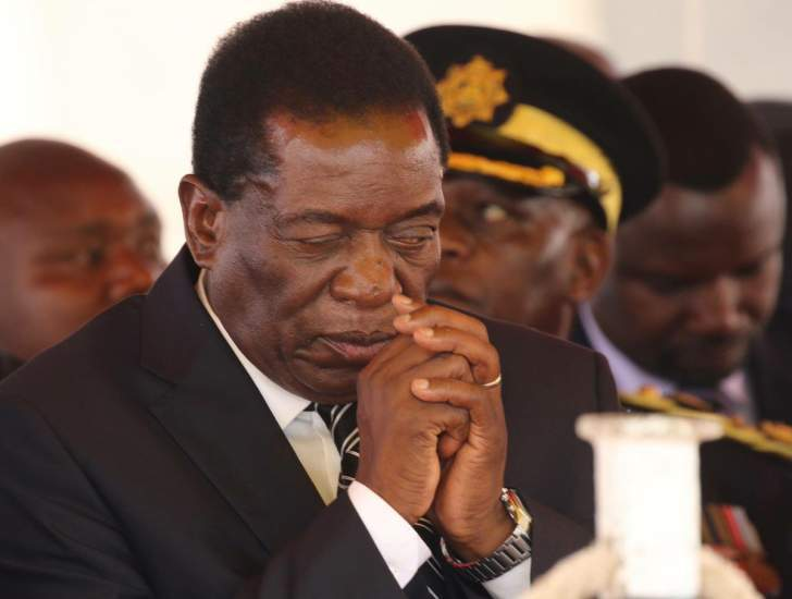 Covid-19: ED declares day of prayer, fasting for hungry Zimbabweans