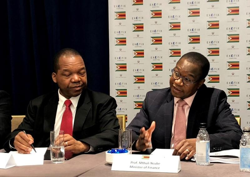 Mthuli Ncube, Mangudya Fight Over Dollar Rates