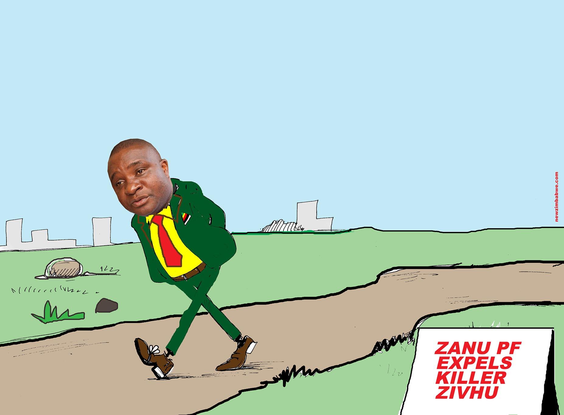 Zanu PF expels Zivhu