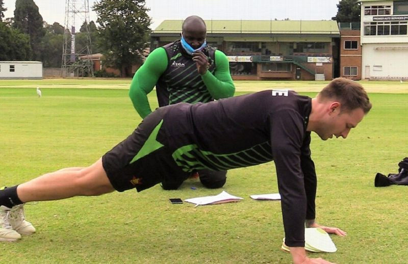 Chevrons cleared to return to training as Covid-19 tests return negative