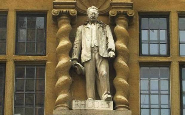 Rhodes Must Fall: Oxford Backs Removal Of Cecil John Rhodes' Statue