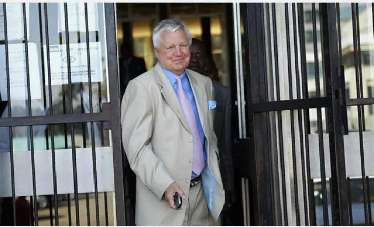BREAKING: Business Tycoon John Bredenkamp Dies