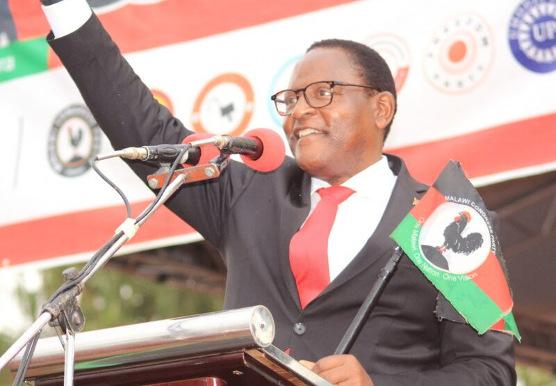 Malawi Opposition Leader Confident Of Credible Presidential Re-Vote