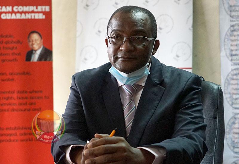 LATEST: Mwonzora Appoints Khupe, Mudzuri As His VPs