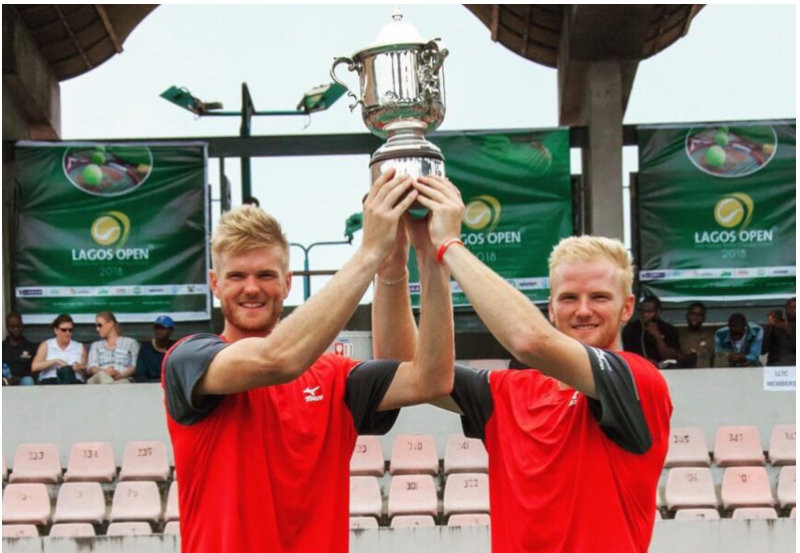 Lock Brothers Brace For Tennis Return