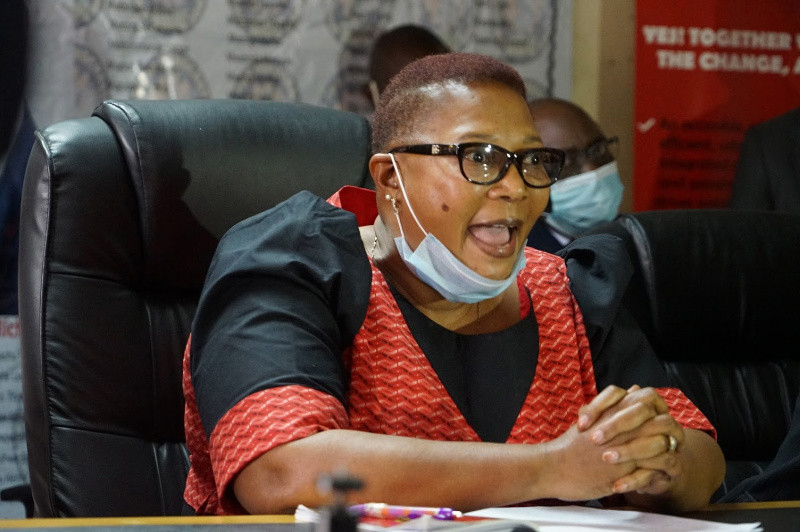 Khupe Using Zanu PF's Dirty Tactics To Torment Bhebhe – Mbuso Fuzwayo