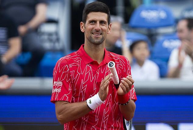 World tennis star Novak Djokovic tests positive for coronavirus
