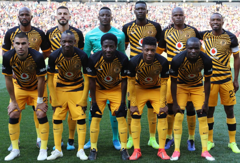 Two Kaizer Chiefs players test positive for Covid-19