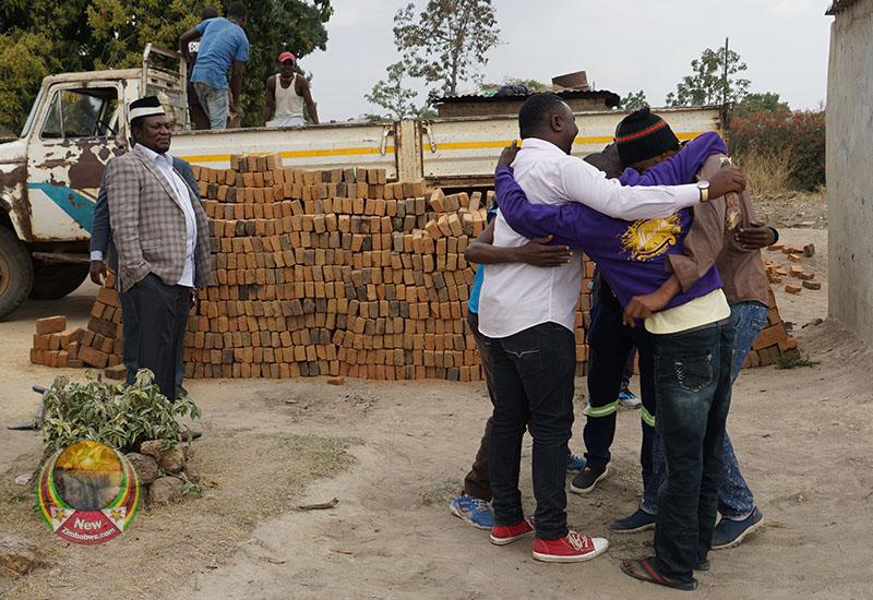 Sekuru Banda builds six-roomed home for ailing comedian, Marabha
