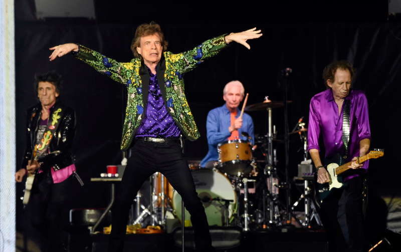 Rolling Stones warn Trump not to use their songs in poll campaign