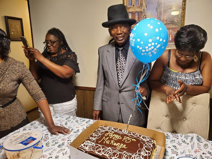 WATCH: UK Fans In Surprise Dr Thomas 'Mukanya' Mapfumo Birthday Gift