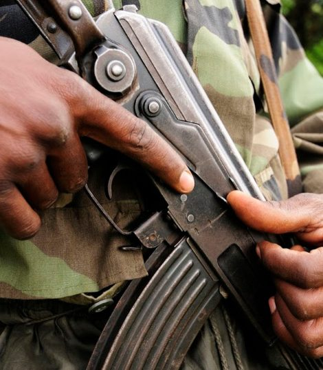 Mutare man runs over soldier in bar bust up