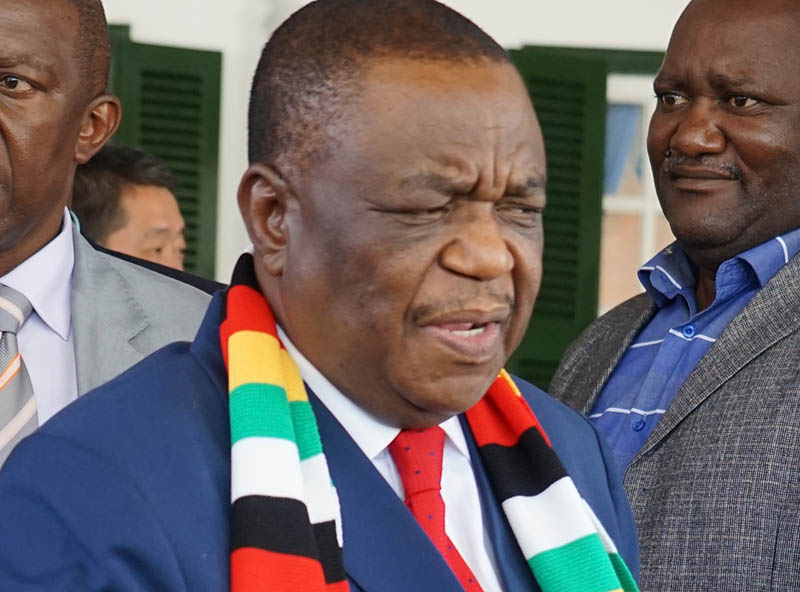 Govt Targets Sex Workers, Artisanal Miners In HIV Fight – Chiwenga