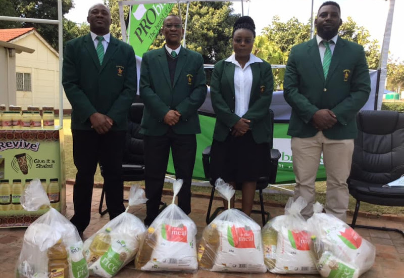 Zim Rugby Players Benefit from Covid-19 Relief Fund