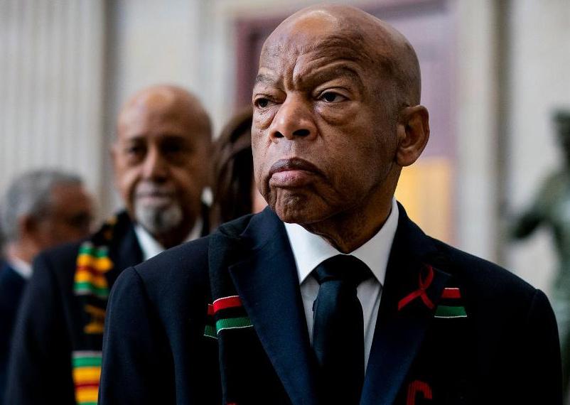John Lewis, US Civil Rights Hero And Democratic Congressman, Dies At 80