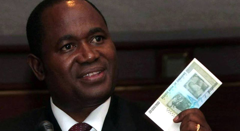 Gono Confronts Magaisa Over RBZ Farm Mechanisation Loot, Claims Programme Was Clean