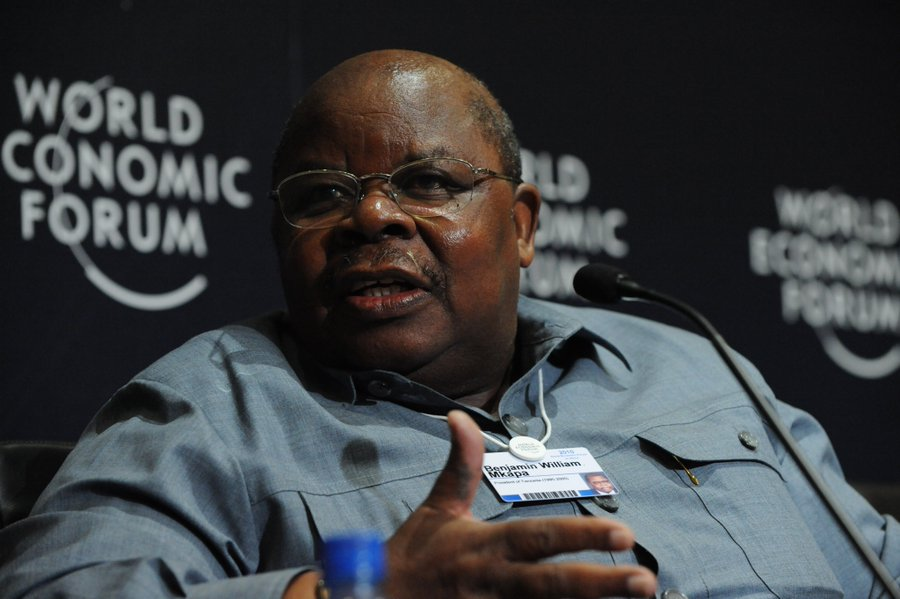 Tanzania's former president Benjamin Mkapa dies at 81
