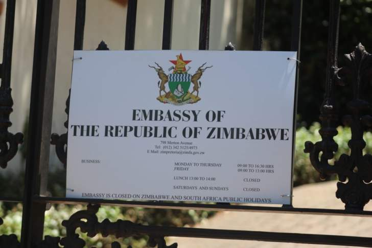 Zim Consulate in South Africa reopens after lengthy Covid-19 break