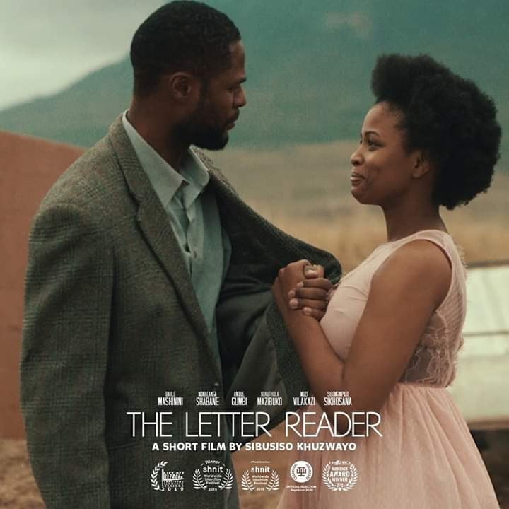 The Letter Reader now showing on Netflix and Showmax