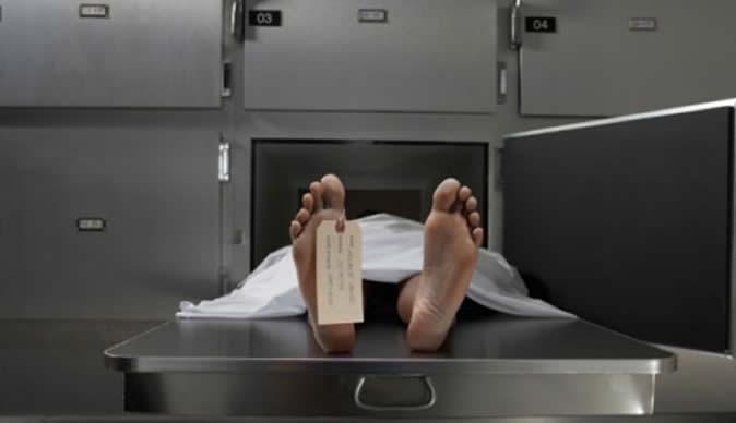 Bodies decomposing at Marondera General Hospital
