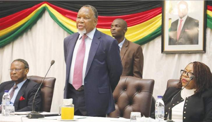 ZimRights blasts govt for sitting on Motlanthe Commission recommendations