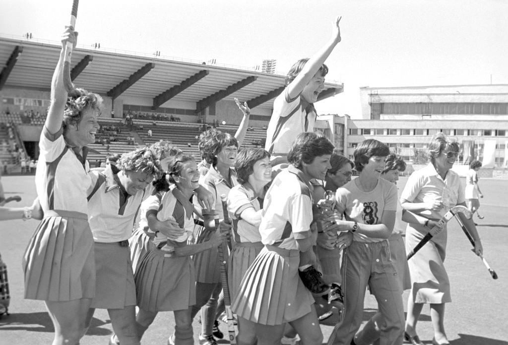 Zimbabwe's Olympic hockey champions celebrate 40th anniversary