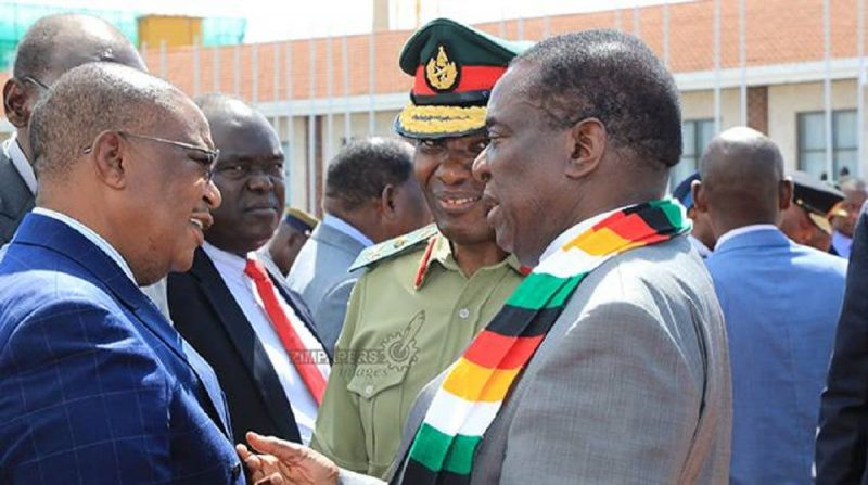 Mnangagwa, Chiwenga-Linked Cartels Take Over Public Firms, Mines, Fuel Sector – Report