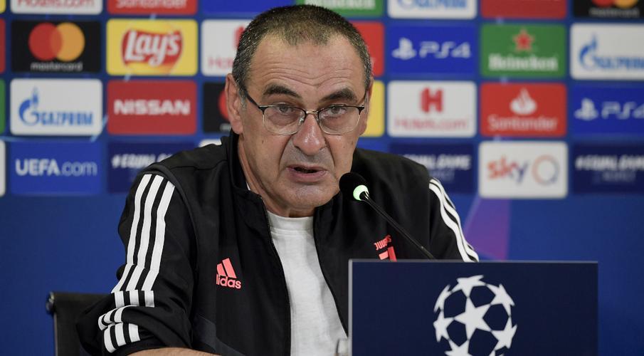 Maurizio Sarri sacked as Juventus manager after one season