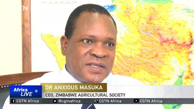 BREAKING: Mnangagwa Appoints Anxious Masuka As Agriculture Minister