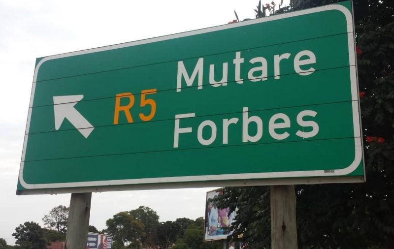 Mutare Forbes Border Post Accident Claims One, Injures Two