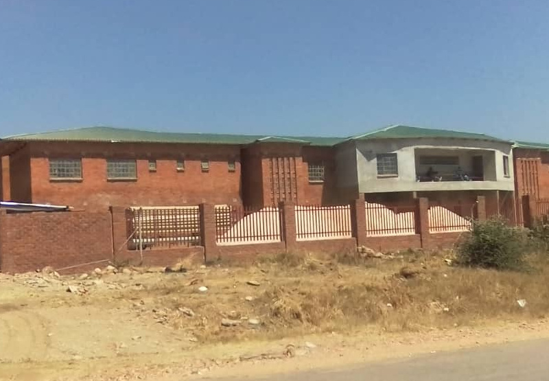 Chinhoyi's JSC Offices Near Completion After 20 Years Of Construction