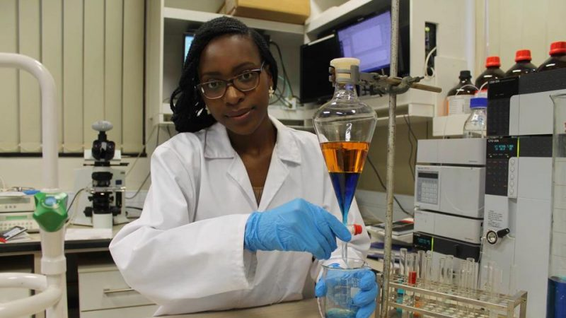This Real-Life Planeteer From Zimbabwe Is Saving The Earth With Green Chemistry
