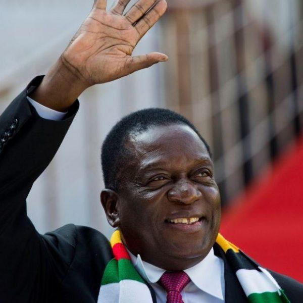 Mnangagwa Elated By Upcoming UK Trip