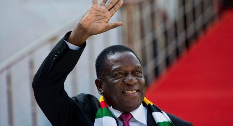 Bulawayo groups blast 'provocative' Mnangagwa meeting