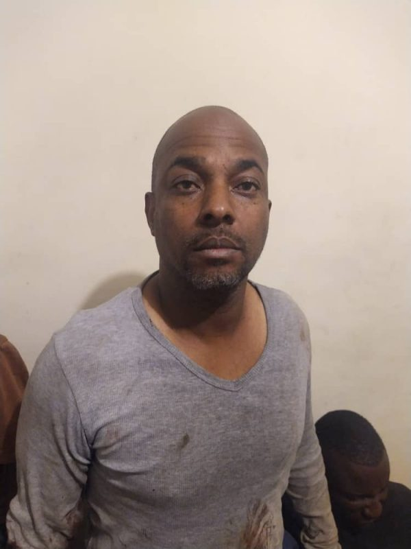 Notorious Armed Robber, Musa Taj Abdul Nabbed After 20 Years On Run