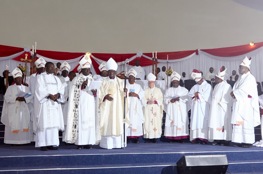 Anglican Bishops Stand In Solidarity With Catholic Counterparts
