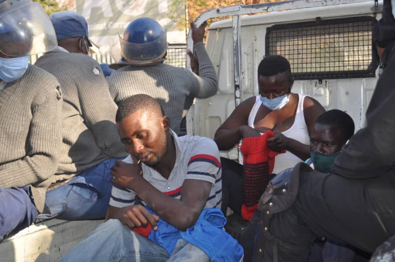 Deepening Zimbabwean Human Rights Crisis Causes International Outrage