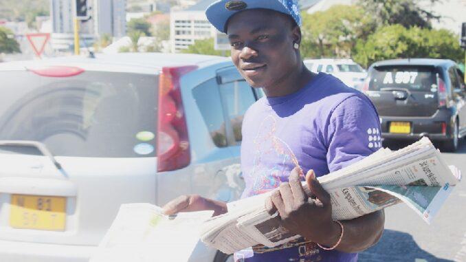 Newspaper Vendors Feel Covid-19 pinch As Sales Tumble