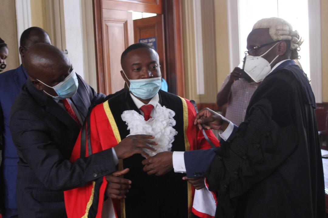 Jacob Mafume elected new Harare Mayor
