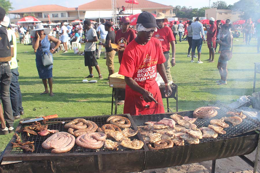 Castle Lager Brai Festival Day this year turns into Braai Paden
