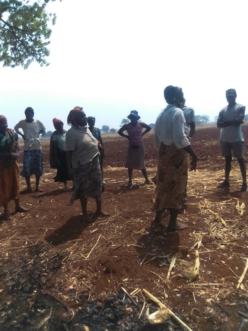 300 families kicked out of farm in Banket