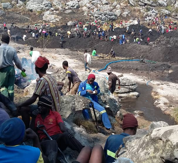 Police Arrest 21 Illegal Chimanimani National Park Gold Miners