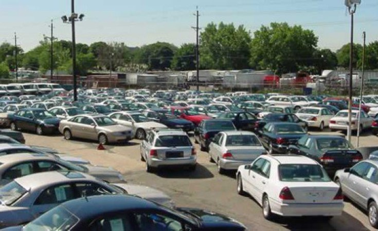 Police To Impound Unregistered Vehicles
